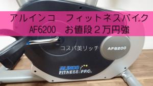 アルインコ2万円